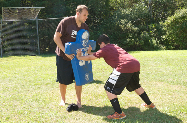 Sports for children and teens of every skill level at our summer weight loss camp, Camp Pocono Trails