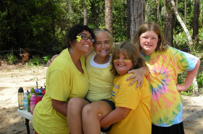 Color war is a camp tradition loved by kids and teens at our world famous summer fitness camp