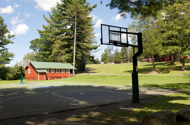 Our summer health & fitness camp has tons of sports, from basketball to softball to lacrosse and more, Camp Pocono Trails